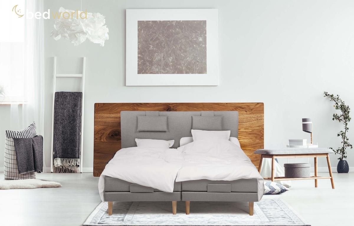 Find din nye seng eller madras hos bedworld.dk